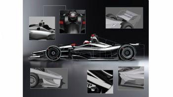 Νέα Indycars από το 2018