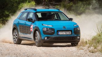 Δοκιμή: Citroen C4 Cactus 1,6 BlueHDI 100 PS με Grip Control