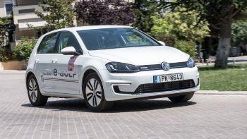 Test: VW e-Golf