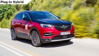 Δοκιμή: Opel Grandland X PHEV