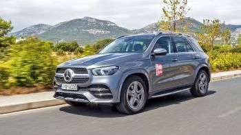 Δοκιμή: Νέα Mercedes GLE 300 d 4MATIC