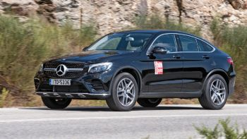 Test: Mercedes GLC Coupe
