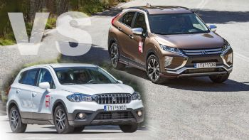 Mitsubishi Eclipse Cross VS Suzuki SX4 S-Cross