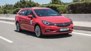 Test: Opel Astra ST