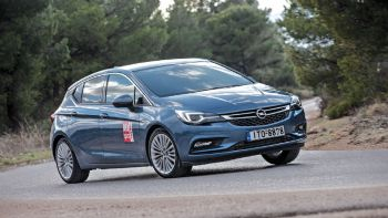 TEST BOOK Οικογενειακά - Opel Astra 1,4 Ecotec Turbo 150 PS