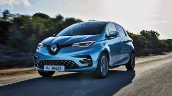 Δωρεάν το Renault Zoe στη Γερμανία