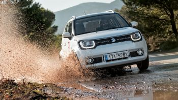 Test: Suzuki Ignis 4X4