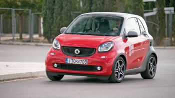 Test: smart fortwo
