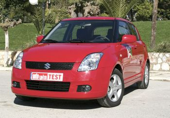 Suzuki Swift 1,3 5d του 2005