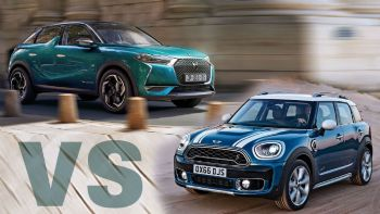 DS3 Crossback Vs MINI Countryman
