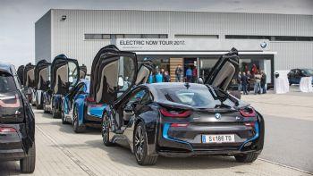 Όλα τα ηλεκτρικά της BMW