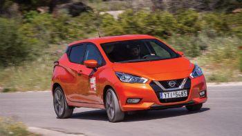Δοκιμή: Νέο Nissan Micra