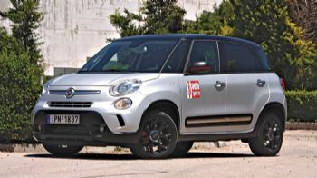 Δοκιμή: Fiat 500L 1,6 MTJ 105 PS Beats Edition