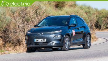 Δοκιμή: Hyundai Kona Electric