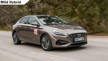 Δοκιμή: Ανανεωμένο Hyundai i30 Fastback mild hybrid με 160PS