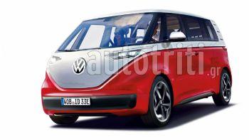 Αποκλειστικό: Nέα VW Transporter και ΙD.7