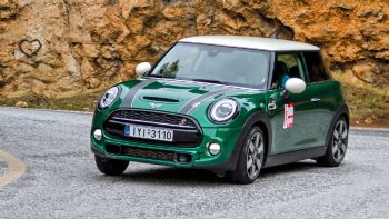 Δοκιμή: Mini Cooper S 60 Years Edition