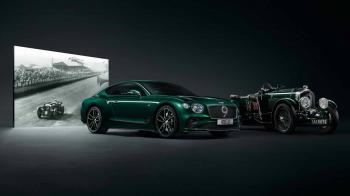 Nέα Bentley Continental GT Number 9