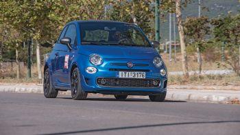 Fiat 500 S 1,3 MJT 95 PS