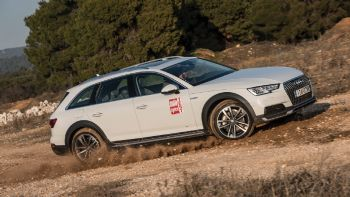 Test: Audi A4 allroad