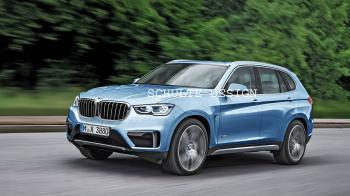 Παρουσιάζεται η νέα BMW X3
