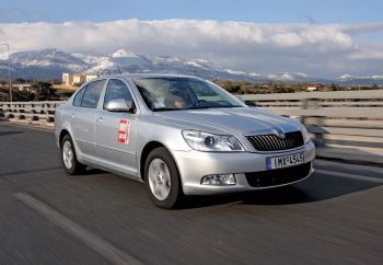 Δοκιμή: Skoda Octavia5 1,6 TDI CR 105PS