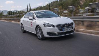 Test: Peugeot 508 1,6 λτ.