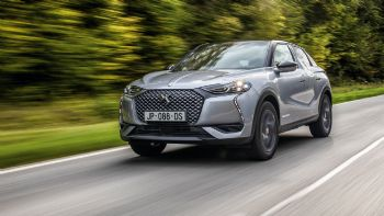 Οδηγούμε: DS 3 Crossback E-Tense
