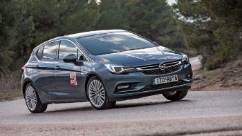 Δοκιμή: Opel Astra