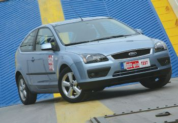 Ford Focus 1,6 Ti-VCT 3d του 2005