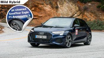 Δοκιμή: Νέο Audi A3 Sportback 35 TFSI