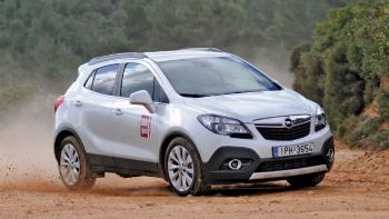 Test: Opel Mokka 136 PS AWD