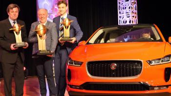 World Car of the Year η Jaguar I-Pace