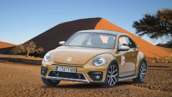 Test: VW Beetle Dune