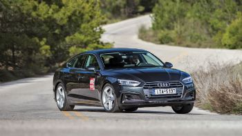 Δοκιμή: Audi A5 Sportback