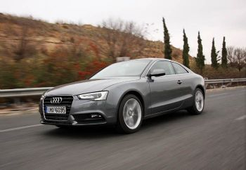 Δοκιμή: Audi A5 Coupe 1,8 TFSI 170PS