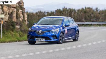 Δοκιμή: Υβριδικό Renault Clio E-Tech με 140 PS