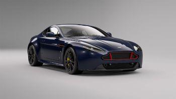 Ταύρος για την Aston Martin