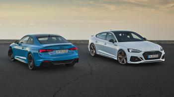 Aνανεωμένα Audi RS 5 Coupe & RS 5 Sportback