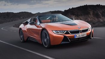 Νέα BMW i8 Roadster (+vid)