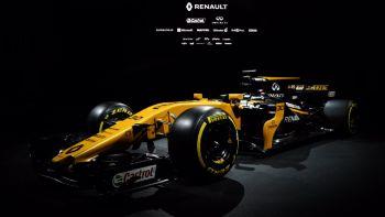 Το νέο F1 μονοθέσιο της Renault για το 2017