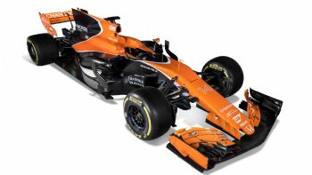 Το μονοθέσιο της McLaren