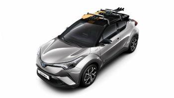 Εξατομίκευσε το νέο Toyota C-HR