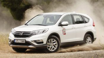 Test: CR-V 160PS 4WD