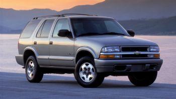 Επιστρέφει το Chevrolet Blazer το 2018;