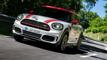 Aνανεωμένο MINI John Cooper Works Countryman