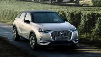 To ηλεκτρικό DS3 Crossback αναλυτικά