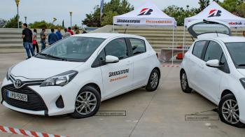 Νέα ελαστικά Bridgestone που δεν κλατάρουν