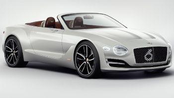 Ηλεκτρική Bentley με τεχνολογία Porsche