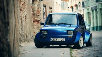 Fiatάκι ντύθηκε Civic VTI (+videos)